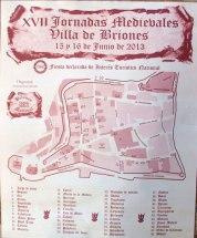 XVII Jornadas Medievales Villa de Briones 15 y 16 de junio de 2013