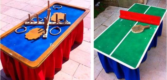 Algunos juegos tradicionales de la época