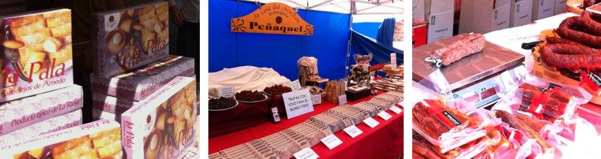 Fardelejos La Pala, Chocolates Peñaquel, Patés y Embutidos El Robledillo