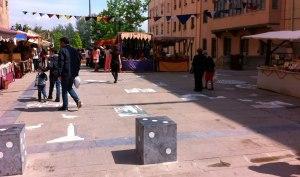 Nuestra querida Plaza de la Oca