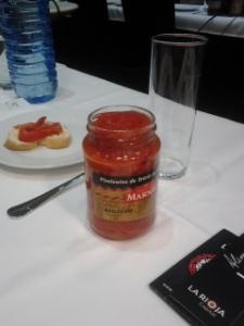 Una de las marcas dentro de la IGP Pimiento Riojano