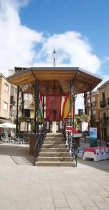 Plaza de España, Cenicero