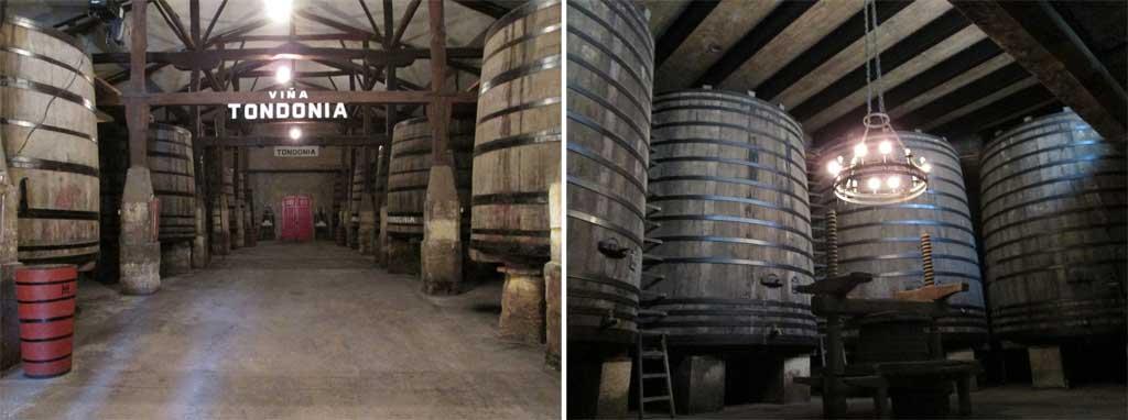 """Depósitos de fermentación. Bodega Blondeau """"cocedero"""" - Pabellón 1"""