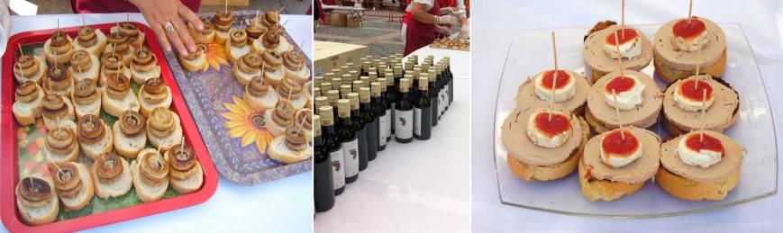 Degustaciones por las calles de Logroño