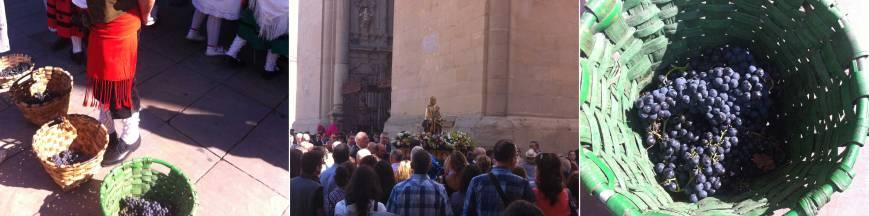 Procesión de la Virgen de Valvanera
