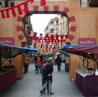 Puerta árabe de herradura