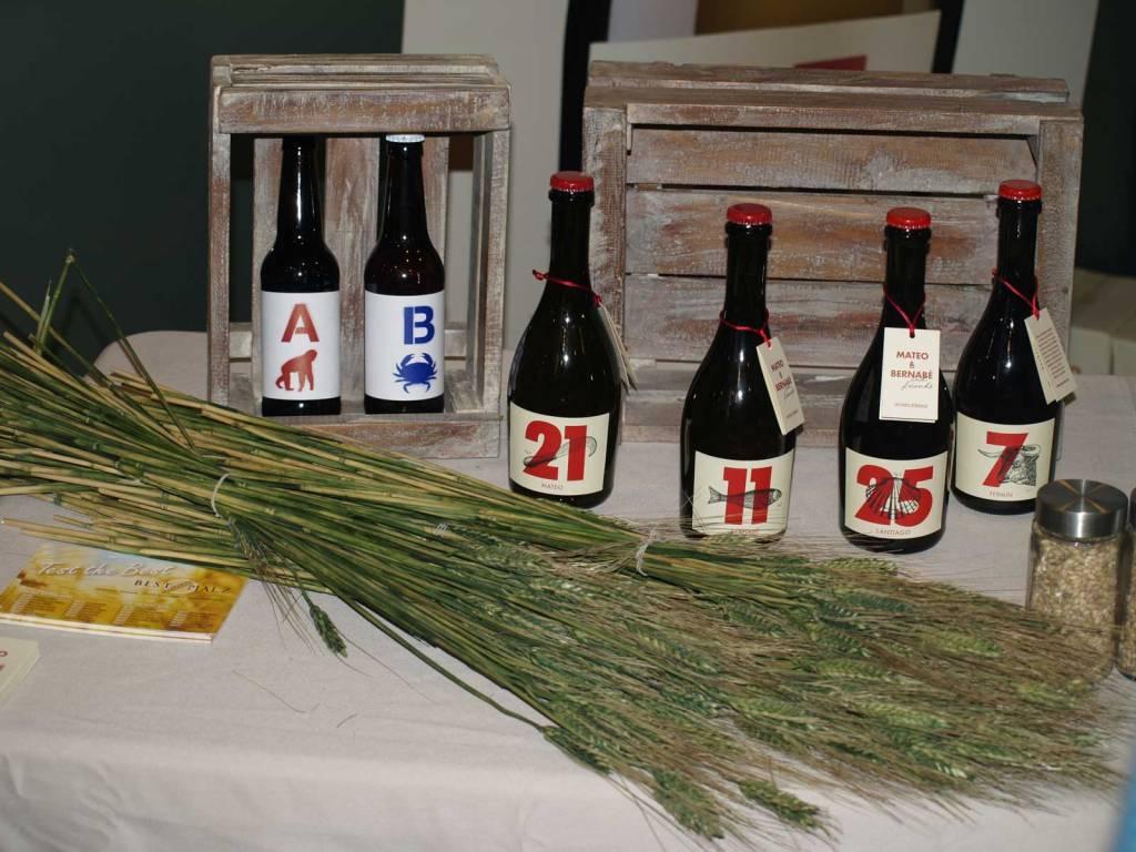 Cervezas artesanas de Mateo&Bernabé