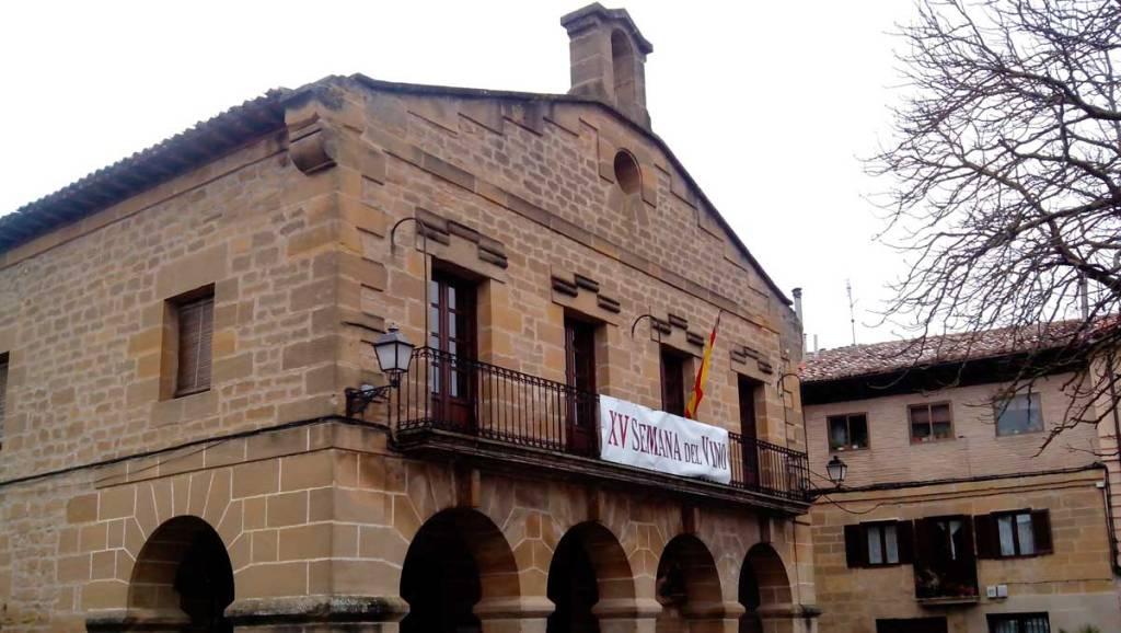 XV Semana del vino. Ayuntamiento de Ollauri
