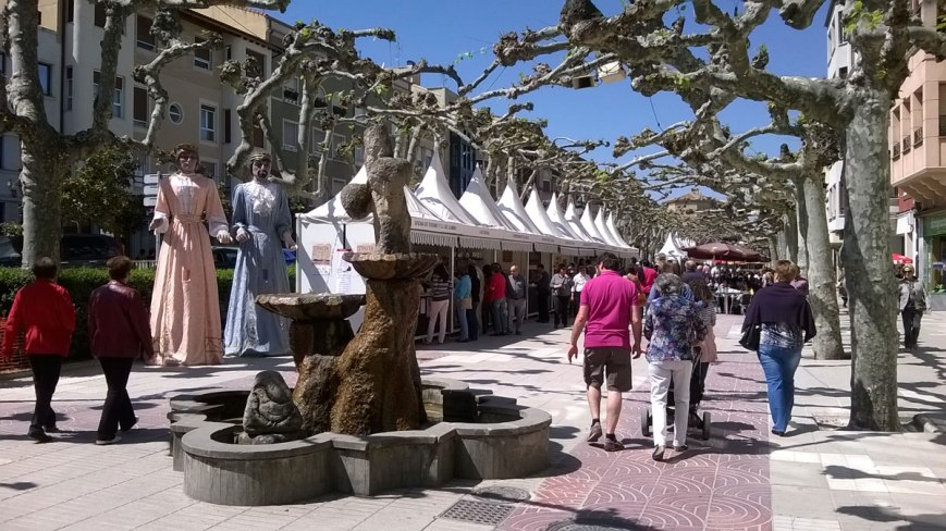 Feria de turismo de La Rioja Alta