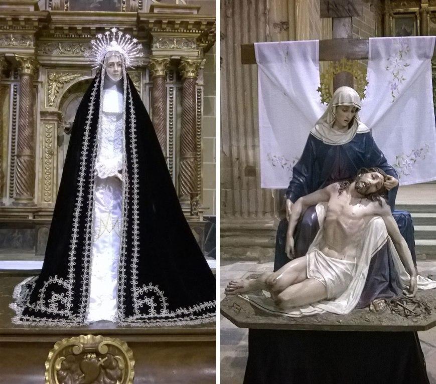 Pasos-de-Semana-Santa Santo domingo de la calzada. La Rioja alta