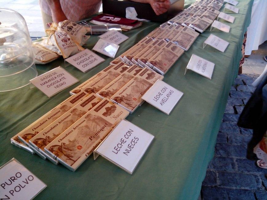 Chocolates Peñaquel. Chocolate y dulces artesanos