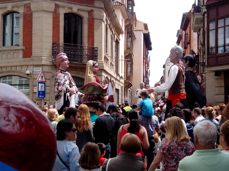 fiestas-de-san-bernabé-Logroño
